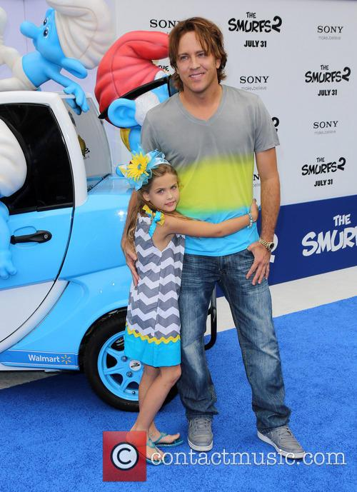 Larry Birkhead and Dannielynn Birkhead 4