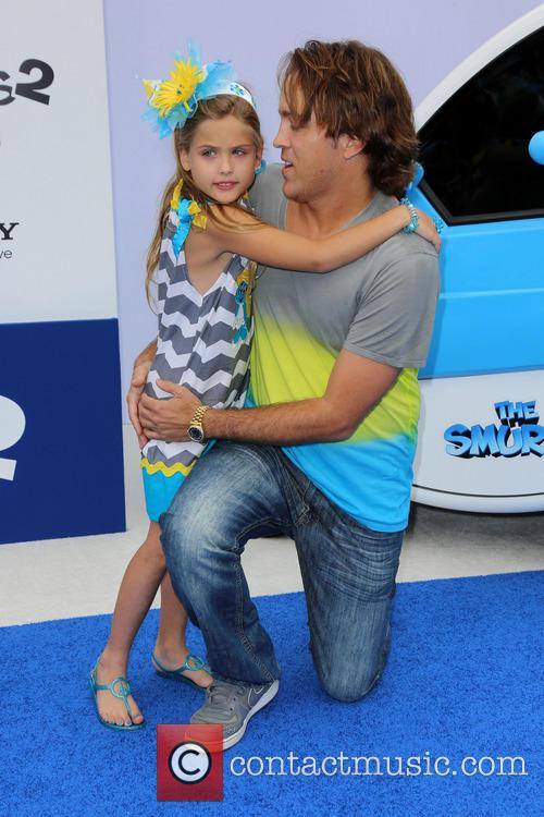 Larry Birkhead and Dannielynn Birkhead 6