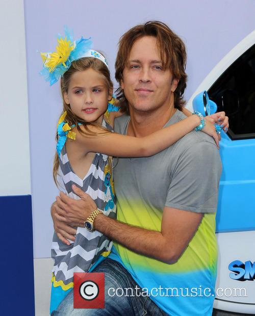 Larry Birkhead and Dannielynn Marshall