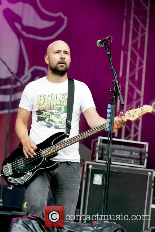 Nikola Sarcevic and Millencolin 2