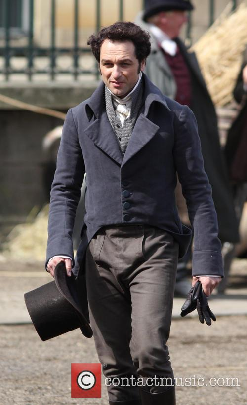 'Death Comes to Pemberley' filming in York