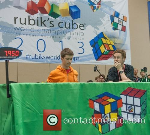 Rubik's Cub World Championships