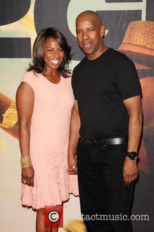 Denzel Washington, Pauletta Pearson Washington