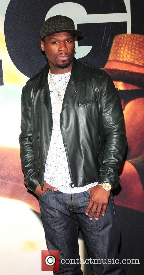 50 Cent 2 Guns Premiere