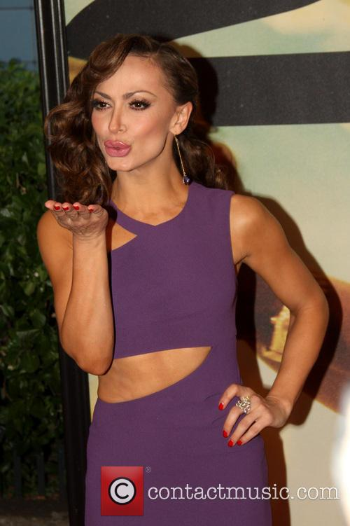 Related Pictures karina smirnoff suffered a nip slip at the oct 2 ...