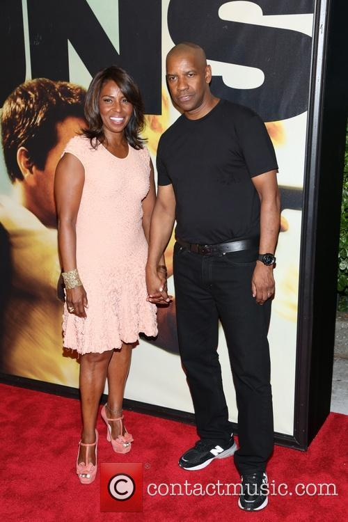 Denzel Washington and Pauletta Washington 11