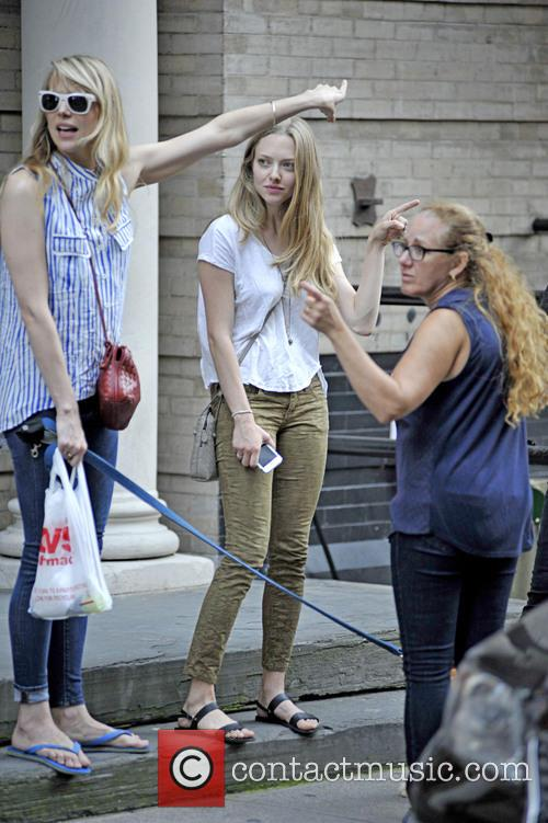 Amanda Seyfried, West Village
