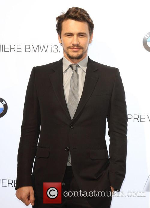 james franco bmw i3 global reveal party 3787536