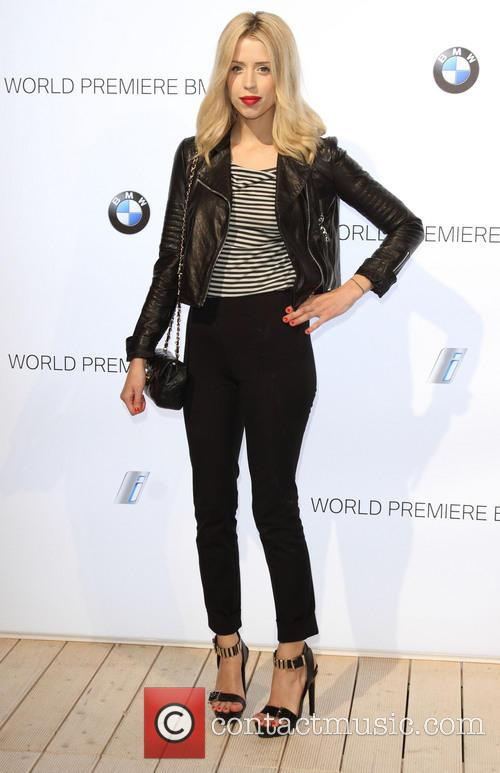 peaches geldof bmw i3 global reveal party 3787539