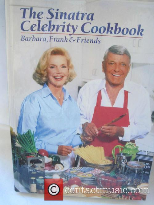 Pat Boone and The Sinatra Celebrity Cookbook: Barbara