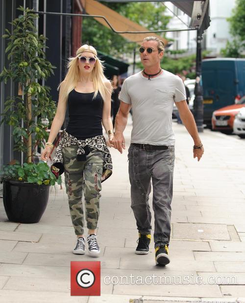 Gwen Stefani and Gavin Rossdale 8