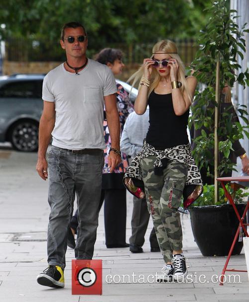 Gwen Stefani and Gavin Rossdale 15