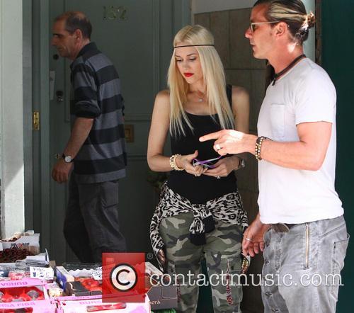 Gwen Stefani and Gavin Rossdale 21