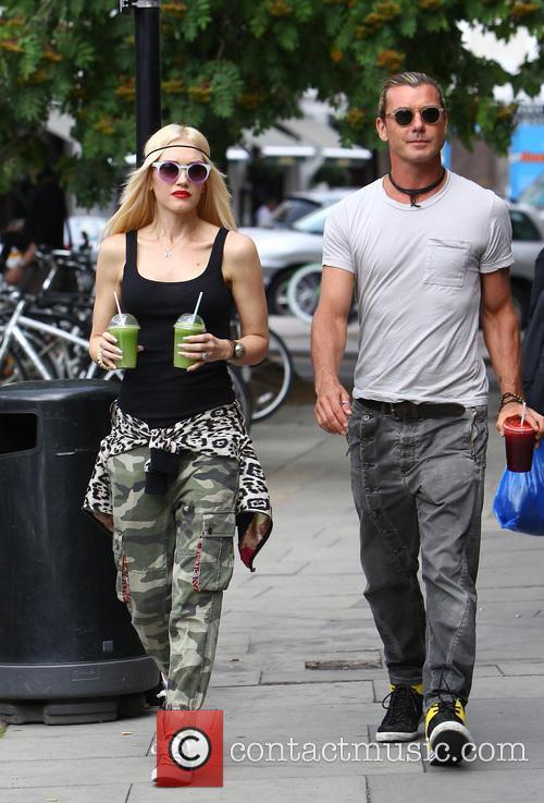 Gwen Stefani and Gavin Rossdale 22
