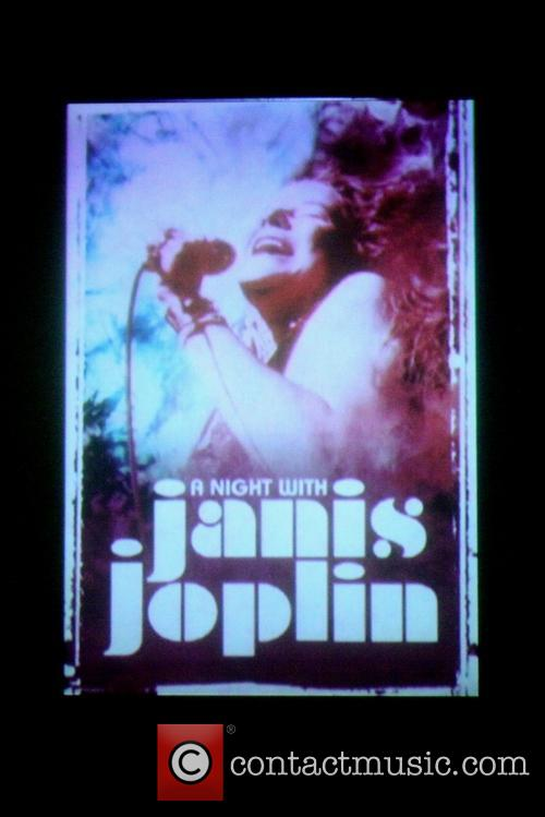 A Night With Janis Joplin press preview