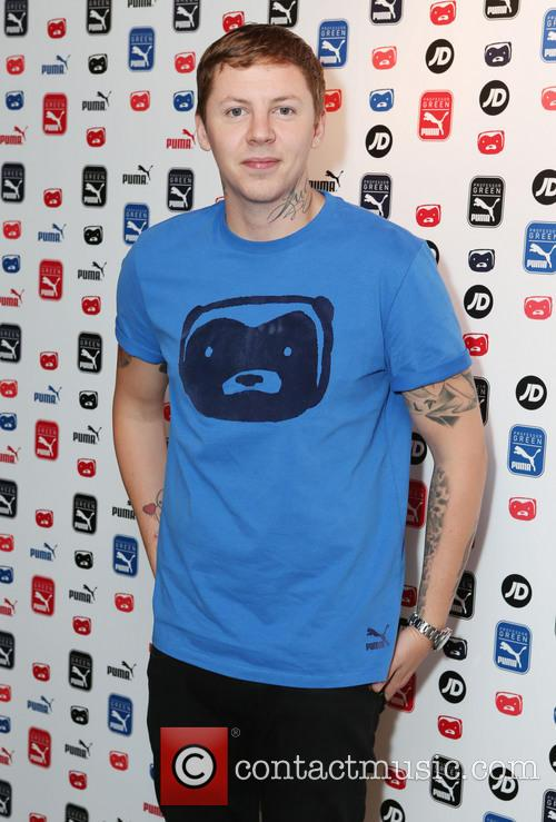 Professor Green 4