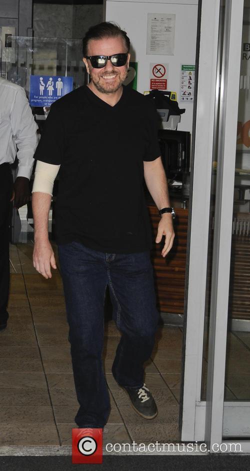 Ricky Gervais 18