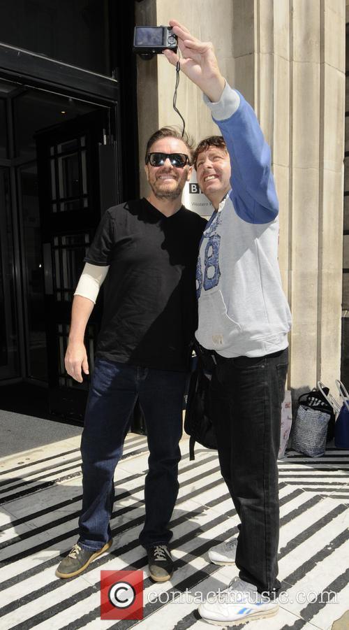 Ricky Gervais 25