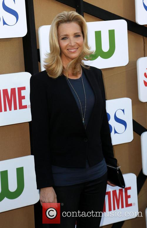Lisa Kudrow, Showtime, CBS and CW Summer TCA Party
