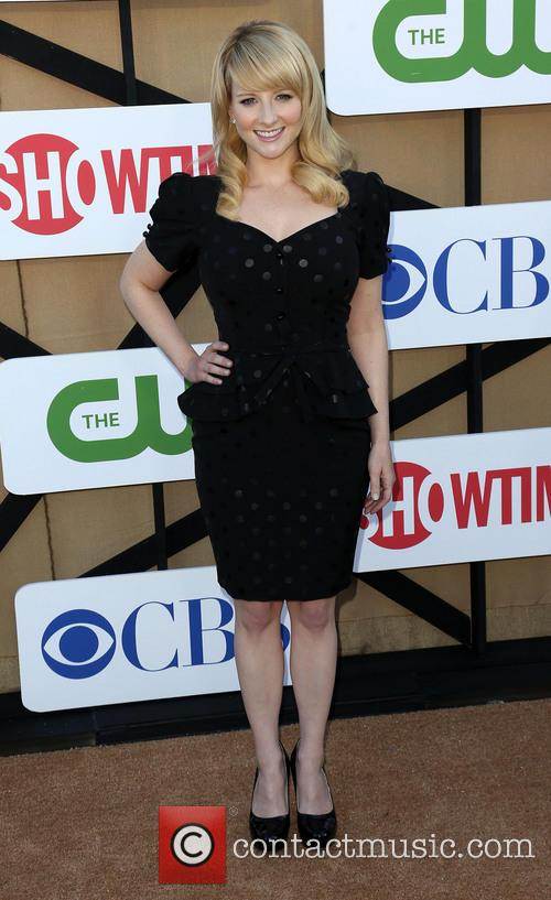 melissa rauch cw cbs and showtime 2013 3788014