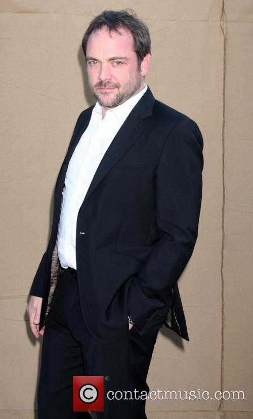 """Mark Sheppard of """"Supernatural"""", private location"""
