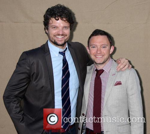 Matt Jones and Nate Corddry 2
