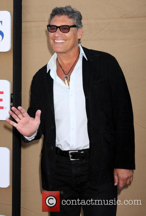 Steven Bauer, private location