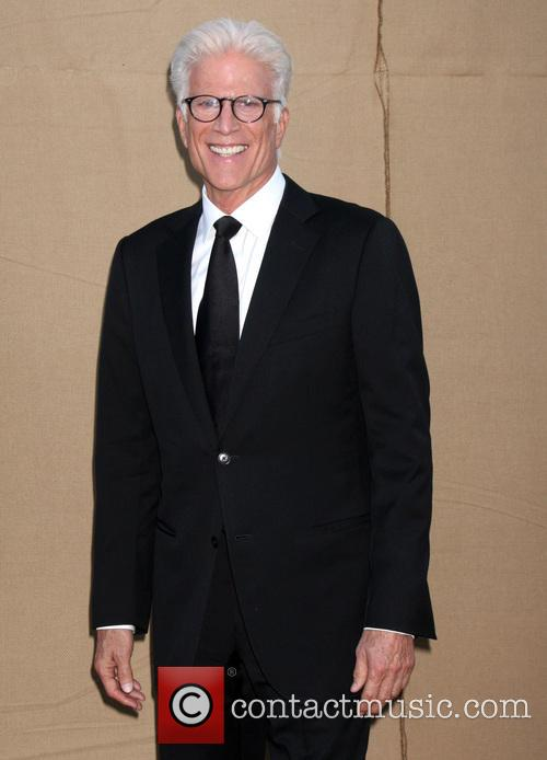 Ted Danson, private location
