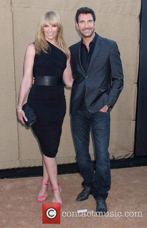 Toni Collette and Dylan McDermott 1