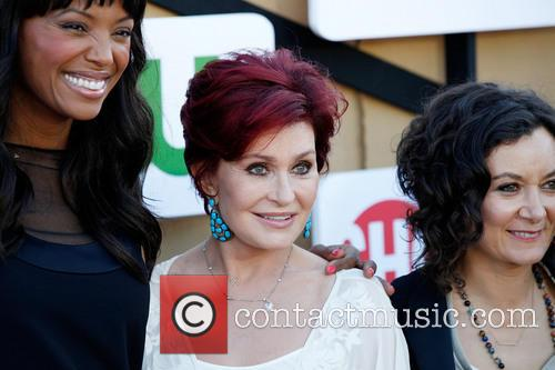 Aisha Tyler, Sharon Osbourne and Sara Gilbert 6
