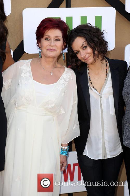 Sharon Osbourne, Sara Gilbert