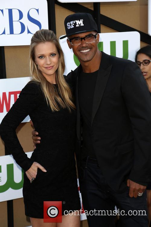 A.j. Cook and Shemar Moore 2