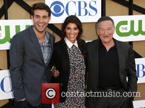 James Wolk, Amanda Setton and Robin Williams 3