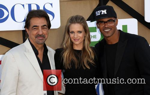 Joe Mantegna, A.j. Cook and Shemar Moore 1