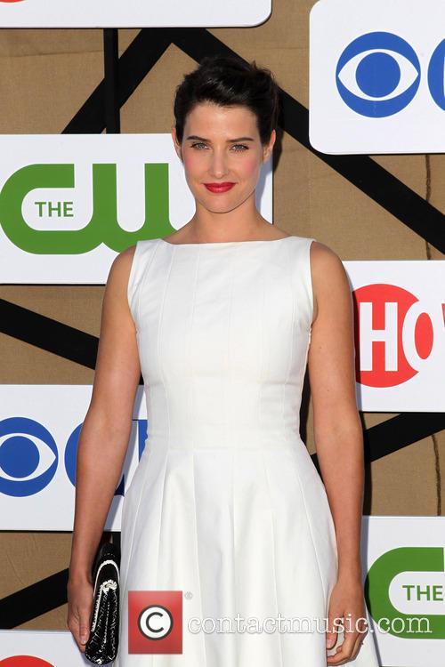 cobie smulders cw cbs and showtime 2013 3788228