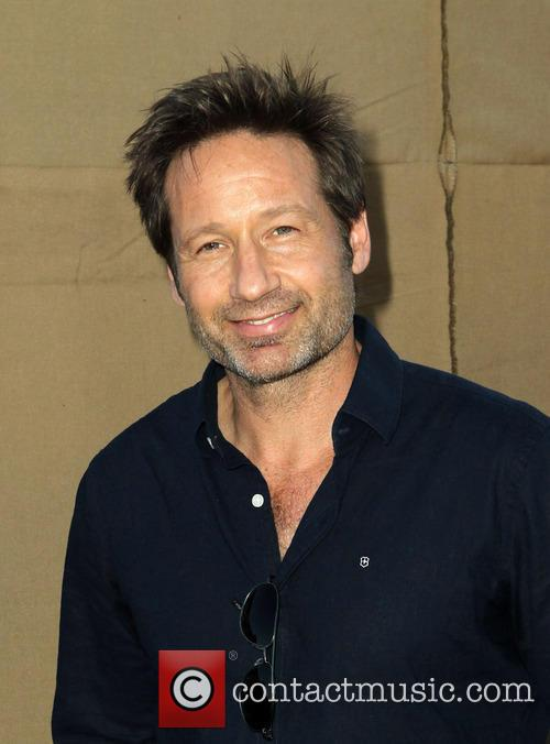 david duchovny cw cbs and showtime 2013 3788259