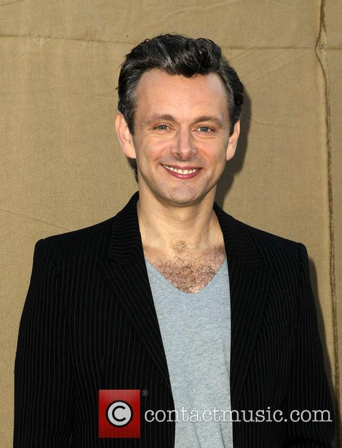 Michael Sheen, CW, CBS and Showtime Summer TCA Party