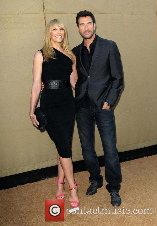 Toni Collette and Dylan Mcdermott 9