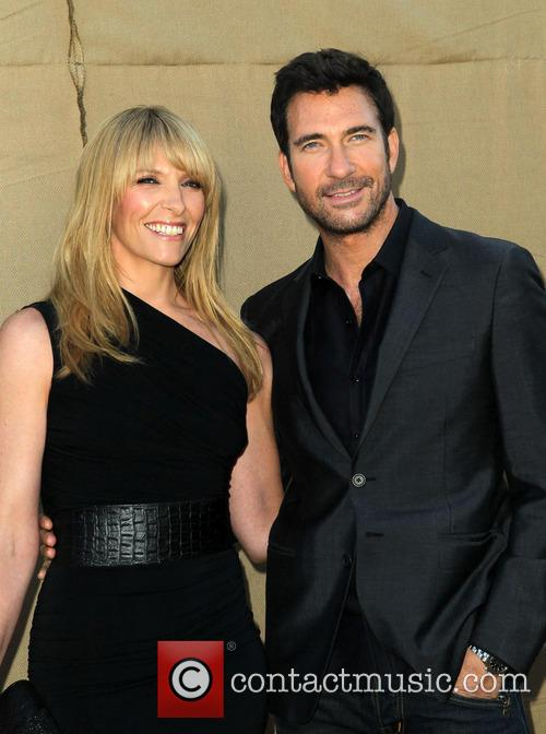 Toni Collette and Dylan Mcdermott 11