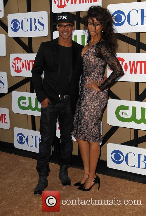 Tyra Banks and Shemar Moore 5