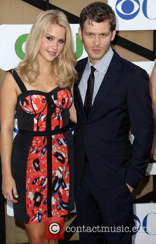 Claire Holt and Joseph Morgan 3