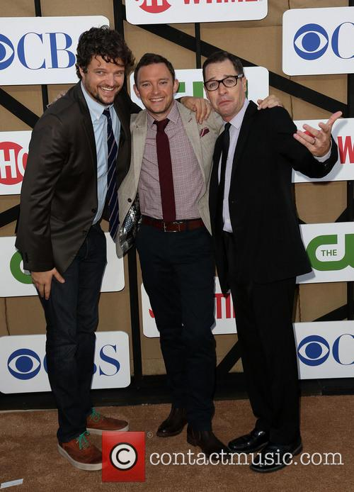 Matt Jones, Nate Corddry and French Stewart 1