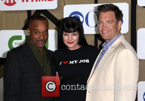 Rocky Carroll, Pauley Perrette and Michael Weatherly 3