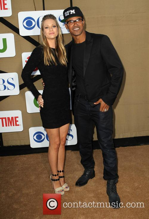 A. J. Cook and Shemar Moore 9