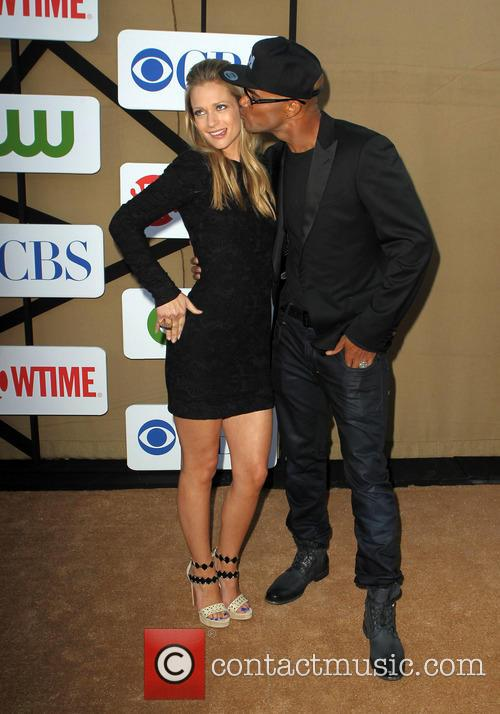 Shemar Moore and A. J. Cook 7