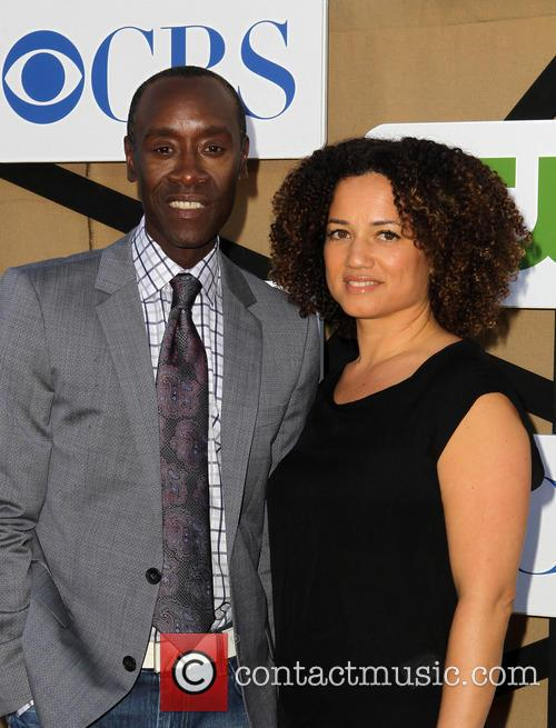 Don Cheadle and Bridgid Coulter 4
