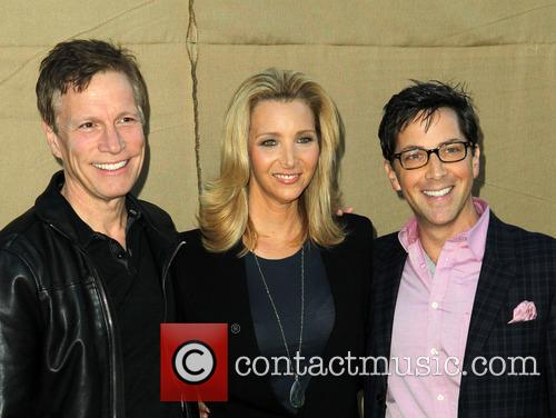 Don Roos, Lisa Kudrow and Dan Bucatinsky 1