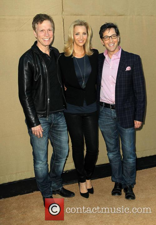 Don Roos, Lisa Kudrow and Dan Bucatinsky 2