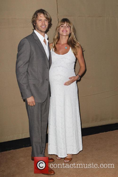 Eric Christian Olsen and Sarah Mason 5