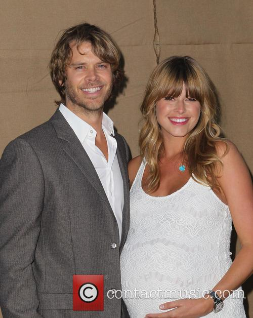 Eric Christian Olsen and Sarah Mason 6